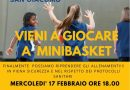 Riprende il mini basket